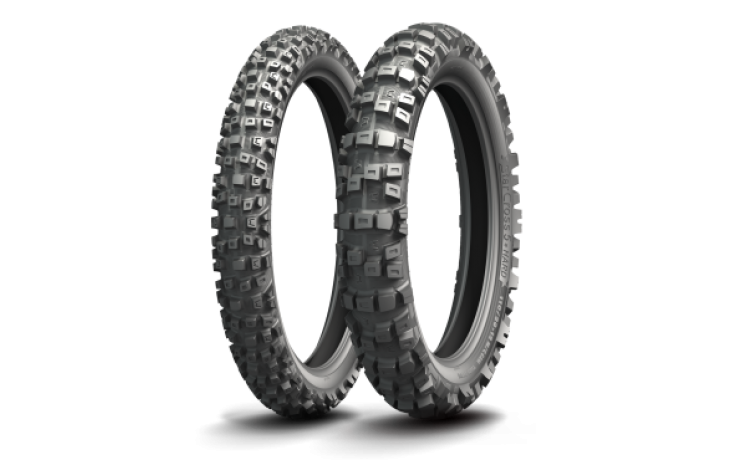 90/100-21 57M MICHELIN STARCROSS 5 HARD, FRONT