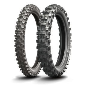 80/100-21 51M MICHELIN STRACROSS 5 SOFT, FRONT